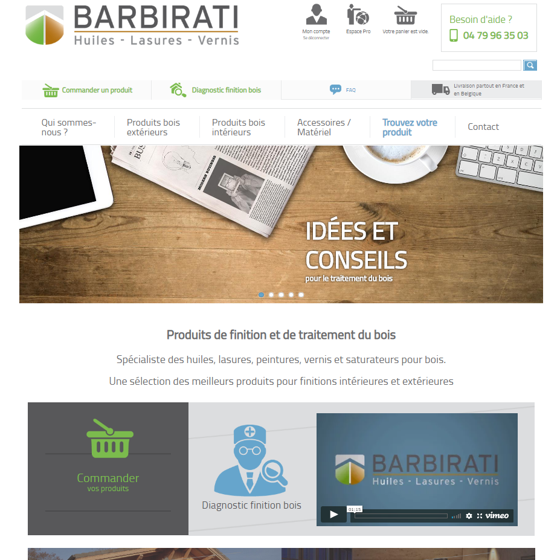 Home page BARBIRATI